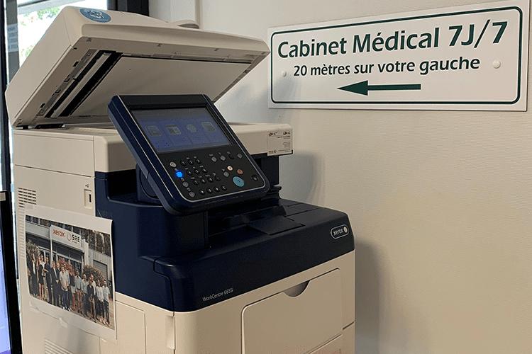 Xerox-clinique-mougins
