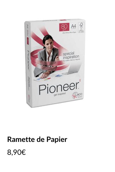 Papier-pioneer